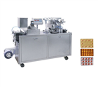 Flat plate Alu-Plastic Blister Packing Machine