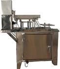 Capsule filling and sealing machine